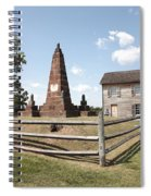Henry Hill At Manassas Spiral Notebook
