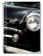 Henry J Spiral Notebook