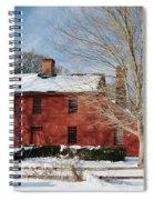 Henry Lloyd Manor House Spiral Notebook