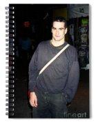 Henry Rollins 1991 Spiral Notebook