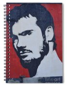 Henry Rollins Spiral Notebook