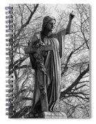 Her Cross Spiral Notebook