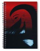 Her Eagle Spirit Spiral Notebook