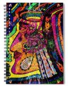 Her Majesty - Female Heroine   Spiral Notebook