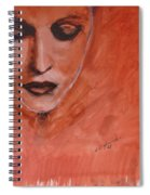 Looking To Her Soul Spiral Notebook
