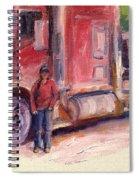 Her Truck Spiral Notebook