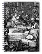 Herbal Medicine, 1676 Spiral Notebook