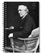Herbert Henry Asquith (1852-1928) Spiral Notebook