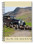 Get The Flock Out Spiral Notebook