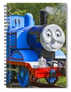 Here Comes Thomas The Train Spiral Notebook