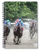 Here Is Mud In Your Eye Spiral Notebook