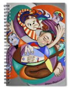 Here My Prayer Spiral Notebook