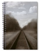 Here That Train Spiral Notebook