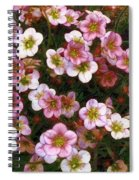 Here's Flowers For You Spiral Notebook