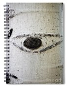 Here's Looking At You Spiral Notebook
