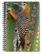 Here's Lunch Spiral Notebook