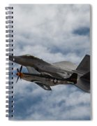 Heritage Flight Spiral Notebook