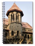 Heritage Spiral Notebook