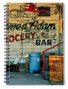 Herman Had It All Spiral Notebook
