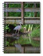 Heron 14-2 Spiral Notebook