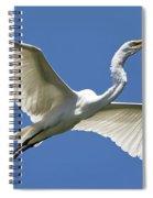 Heron Flight Spiral Notebook