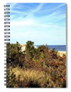 Herring Point Spiral Notebook