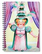Herzats Hats 1 Spiral Notebook
