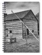 Hetchler House Farmstead Spiral Notebook
