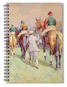 Hethersett Steeplechases Spiral Notebook