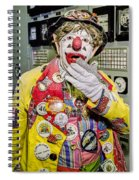 Hey Kids Here's Jp Spiral Notebook