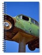 Hi Ho Silver Spiral Notebook