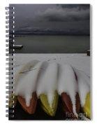 Hibernation Spiral Notebook
