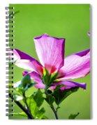Hibiscus 04 Spiral Notebook
