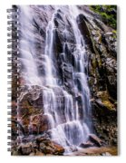 Hickory Nut Falls Spiral Notebook