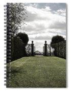 Hidcote Spiral Notebook