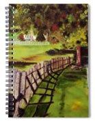 Hidden Brook Farm Spiral Notebook