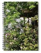 Hidden Cabin Escape Spiral Notebook
