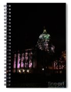 Hidden Capitol Spiral Notebook