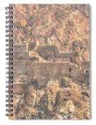 Hidden Castle Spiral Notebook