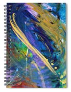 Hidden Command Spiral Notebook