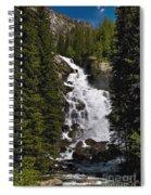 Hidden Falls Jenny Lake Spiral Notebook