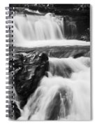Hidden Falls Sheep River 1 Spiral Notebook