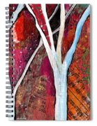 Hidden Forest I Spiral Notebook