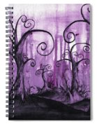 Hidden Hearts Spiral Notebook