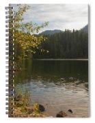 Hidden Lake No. 1 Spiral Notebook