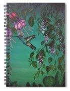 Hidden Moments Spiral Notebook