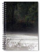 Hidden Places-beyond The Water Spiral Notebook