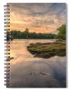 Hidden River Spiral Notebook