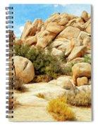 Hidden Valley Trail Spiral Notebook