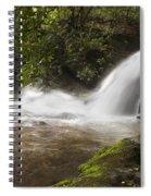 Hidden Waterfall Spiral Notebook